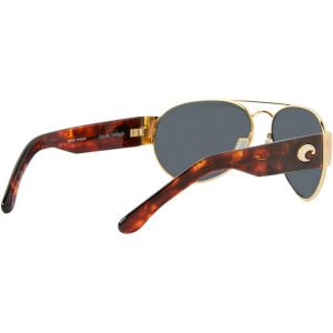 Shop for Costa Del Mar Cudjoe Polarized Sunglasses - Costa 580 Glass Lens