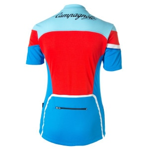 Shop for Campagnolo Sportswear Eagle Quad Full-Zip Jersey - Short-Sleeve - Women's