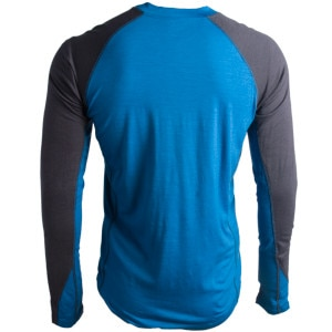 Shop for Stoic Merino 200 Crew Shirt - Long Sleeve - Men's