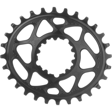 Absolute Black SRAM Oval Boost148 Direct Mount Traction Chainring