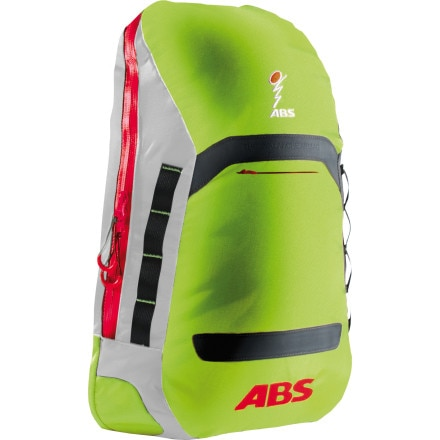 ABS Avalanche Rescue Devices Powder Zip-On 5