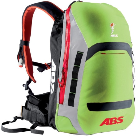ABS Avalanche Rescue Devices Powder 5 Airbag Backpack