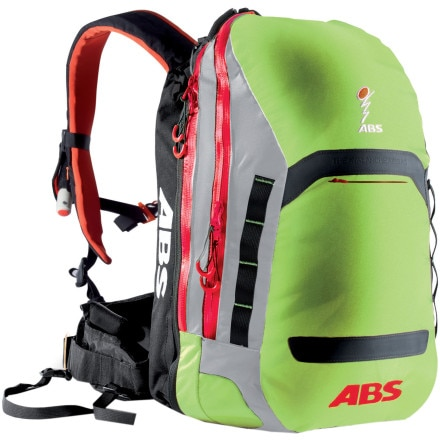ABS Avalanche Rescue Devices Powder 15 Airbag Backpack