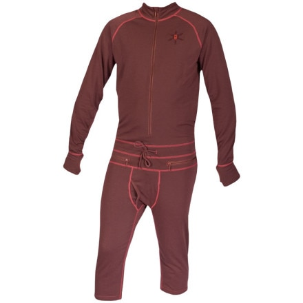 photo: Airblaster Hoodless Ninja Suit