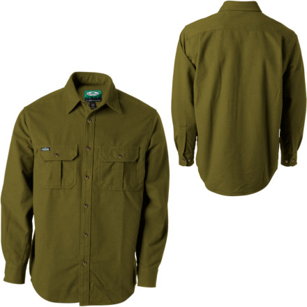 photo: Arborwear Timber Chamois Shirt hiking shirt