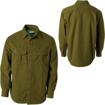 photo of a Arborwear hiking shirt