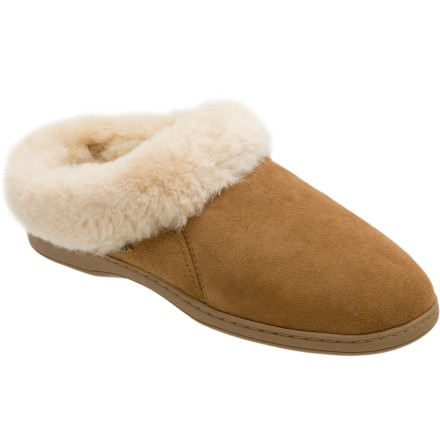 Acorn Ewe Collar Slipper Women's