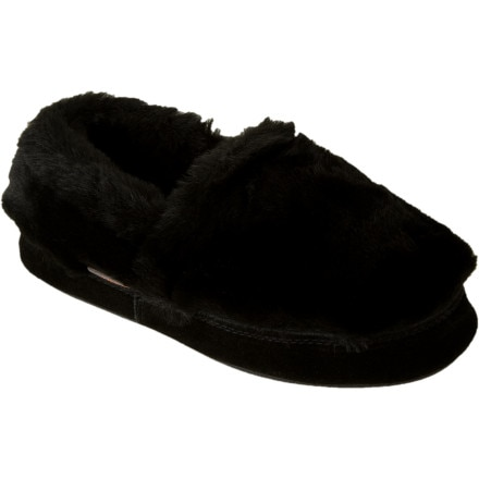 Acorn Tex Moc Slipper - Girls'