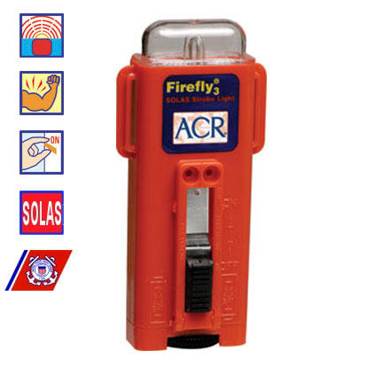 ACR Firefly 3 Strobe Light