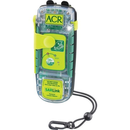 ACR SARLink 406 GPS Personal Locator Beacon