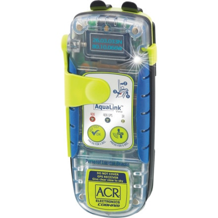 ACR AquaLink View 406 Personal Locator Beacon