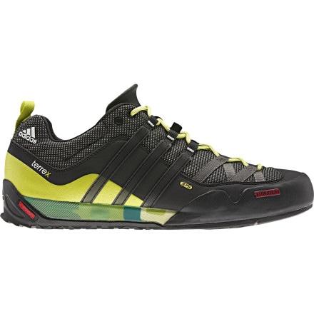 Adidas Outdoor Terrex Solo Approach Shoe - Men's