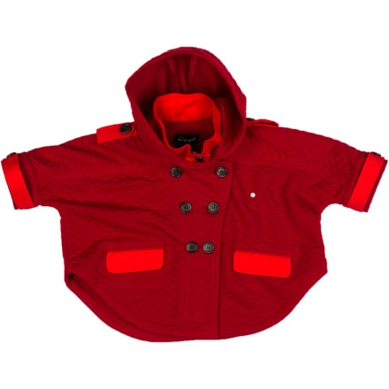 A For Apple Limited Ros Cape Jacket - Infant Girls'