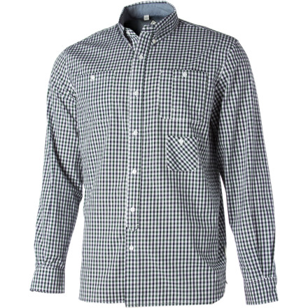 Amongst Friends Check Button Down - Long-Sleeve - Men's