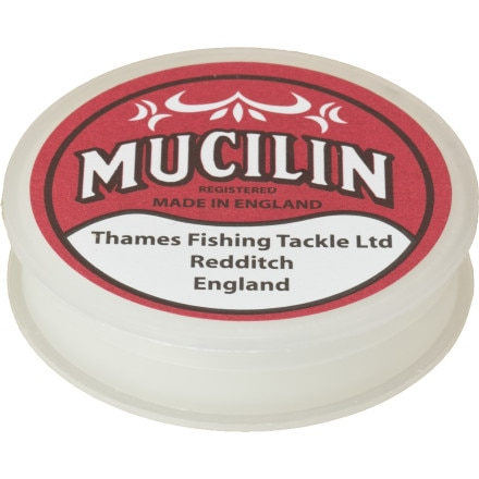 Angler's Accessories Thames Mucilin and Slilicone Based Mucilin