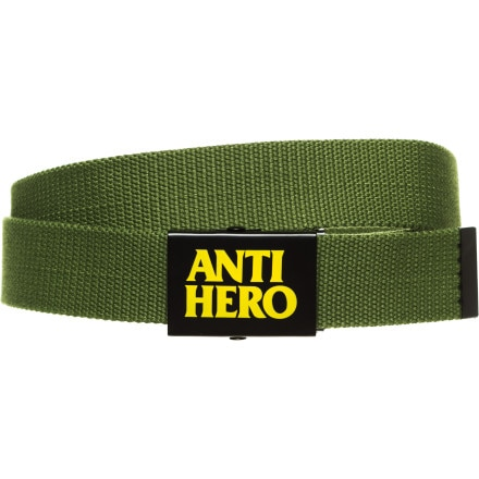Anti-Hero Force Web Belt