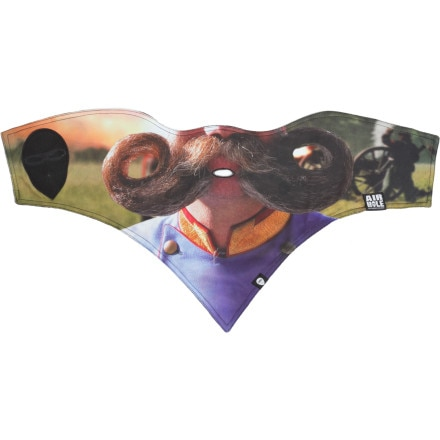 Airhole Stache Series Mask