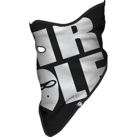 Airhole Big Logo Mask