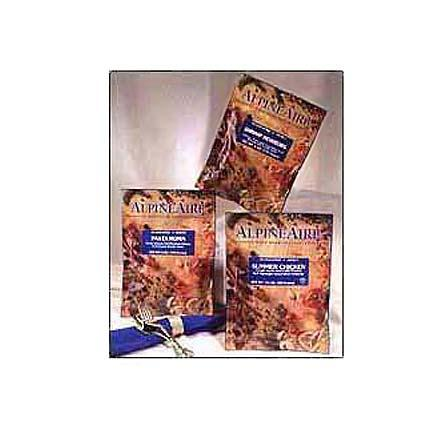 photo: AlpineAire Foods 5-Grain Fruit & Nut Instant Cereal breakfast