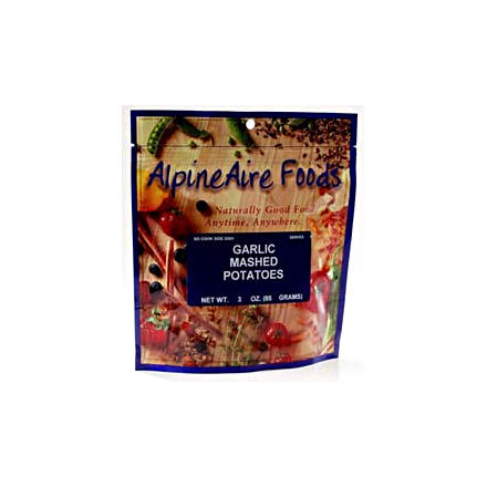 photo: AlpineAire Foods Garlic Mashed Potatoes