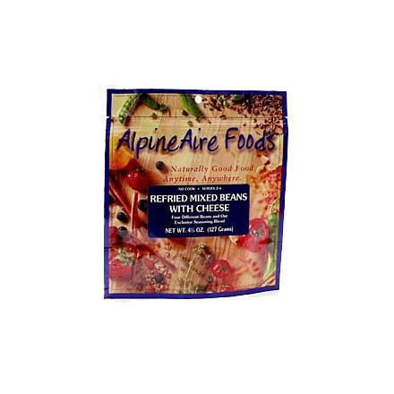 Shop for AlpineAire Refried Mixed Beans with Cheese