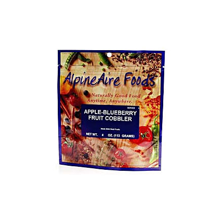 photo: AlpineAire Foods Apple-Blueberry Fruit Cobbler