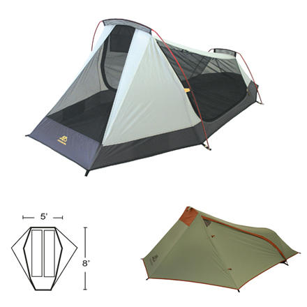 ALPS Mountaineering Mystique 2 Tent 2-Person 3-Season