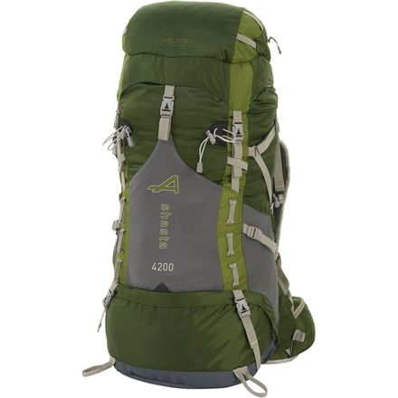 ALPS Mountaineering Shasta Backpack - 4200cu in