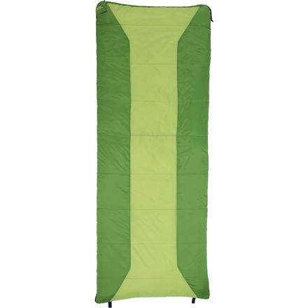 ALPS Mountaineering Spring Lake Sleeping Bag: 45 Degree Synthetic