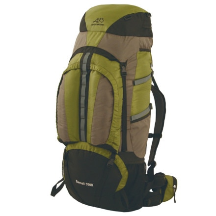 photo: ALPS Mountaineering Denali 5500 expedition pack (4,500+ cu in)
