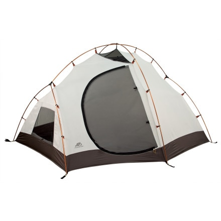 ALPS Mountaineering Jagged Peak 3 Tent: 3-Person 4-Season