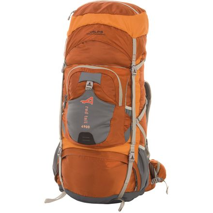 ALPS Mountaineering Red Tail Backpack - 4900cu in