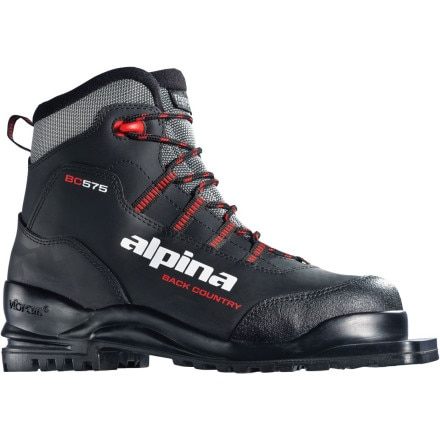 photo: Alpina BC 575 nordic touring boot