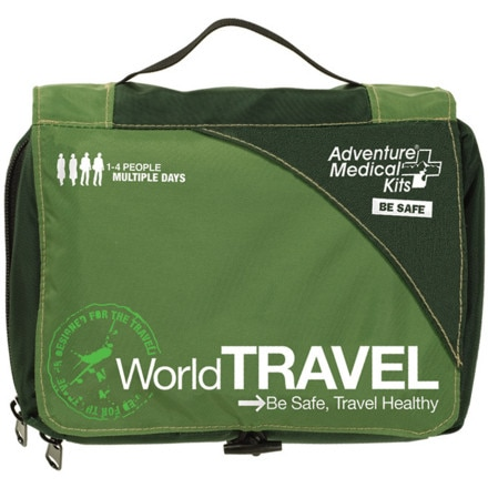 Shop for Adventure Medical World Travel First Aid Kit