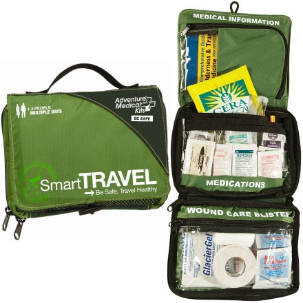 photo: Adventure Medical Kits Smart Travel Kit