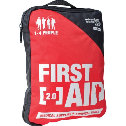 photo: Adventure Medical Kits Adventure First Aid 2.0