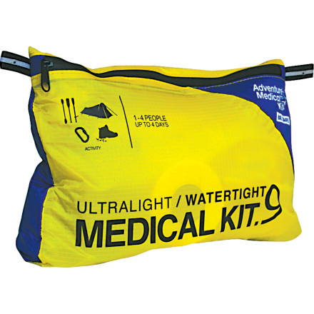 Shop for Adventure Medical Ultralight & Watertight .9 First Aid Kit