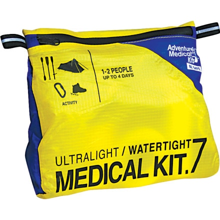 Shop for Adventure Medical Ultralight & Watertight .7 First Aid Kit