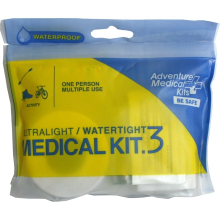 Buy Adventure Medical Ultralight & Watertight .3 First Aid Kit