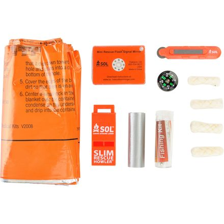 photo: SOL Scout Survival Pak