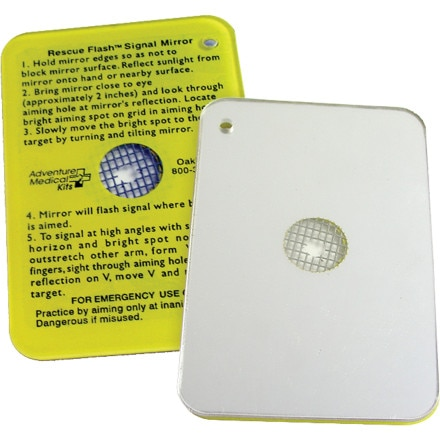 Shop for Adventure Medical SOL Rescue Flash Signal Mirror