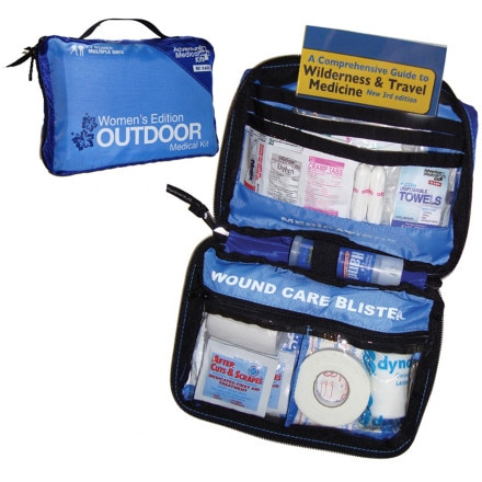 photo: Adventure Medical Kits Outdoor Medical Kit - Women's Edition first aid kit
