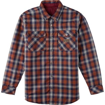 Analog Variant Reversible ATF Flannel Shirt - Long-Sleeve - Men's