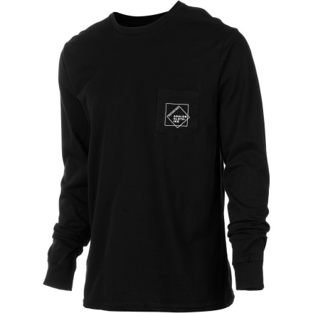 Analog Squared Slim T-Shirt - Long-Sleeve - Men's