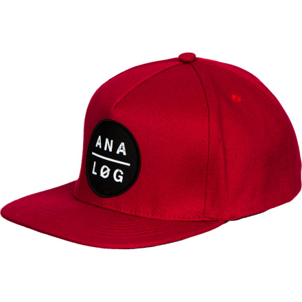 Analog Official Snapback Hat
