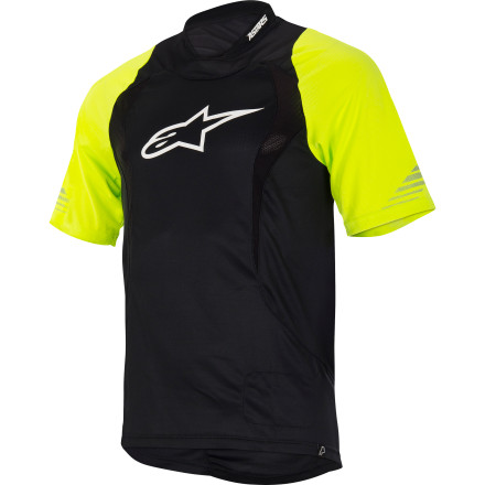 Shop for Alpinestars Drop Jersey - Short-Sleeve - Men's