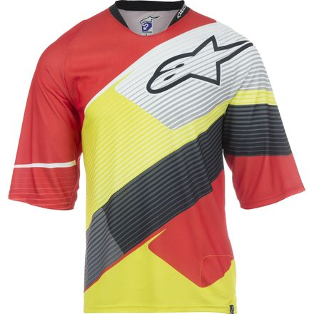 Alpinestars Depth Jersey - 3/4 Sleeve - Men's