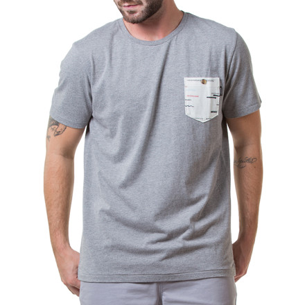 Arbor Stash Pocket T-Shirt - Short-Sleeve - Men's