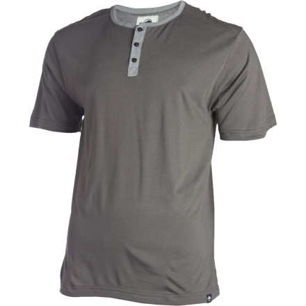 Arbor Galleon Crew Shirt - Short-Sleeve - Men's