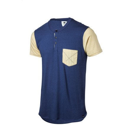 Arbor Angeleno Crew - Short-Sleeve - Men's